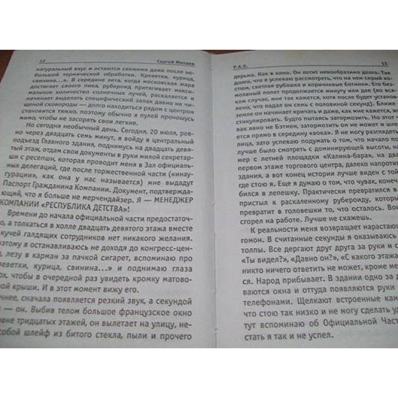 Р.А.Б. Антикризисный роман (фото 8)