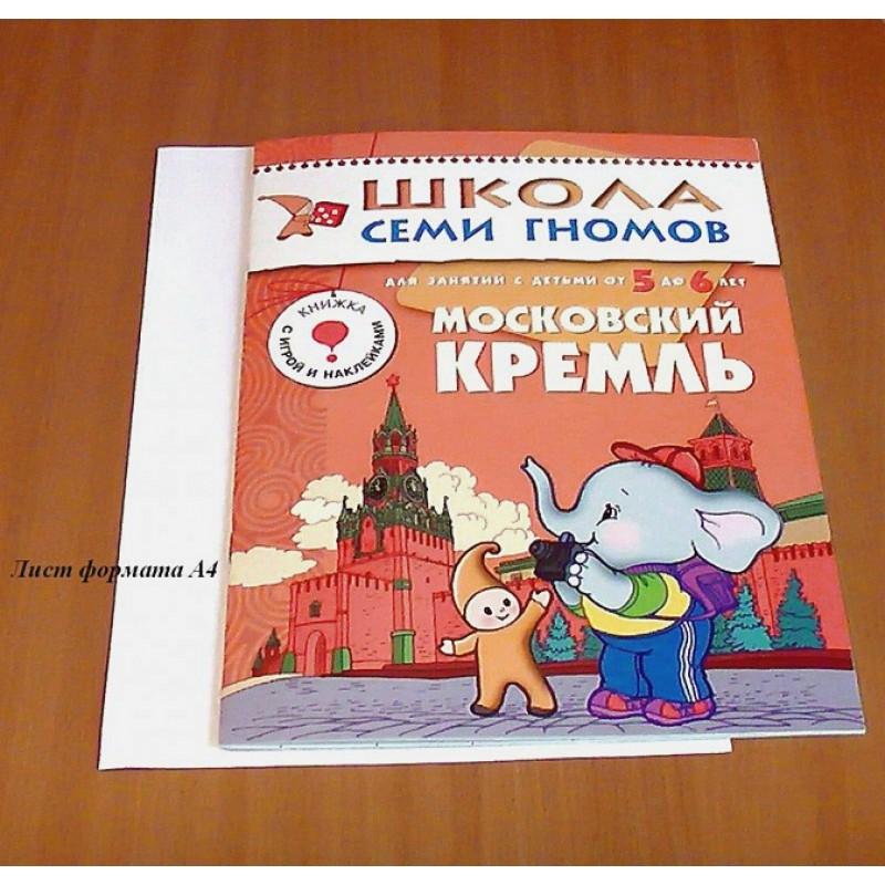 ШСГ Шестой год обучения. Московский кремль. (фото 2)