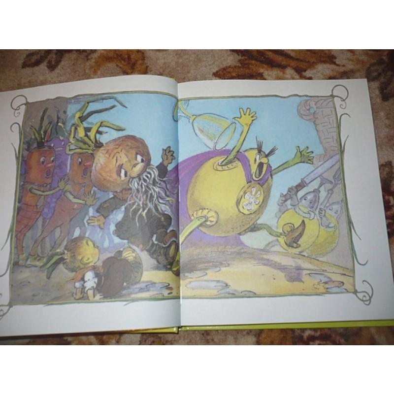 Приключения Чиполлино (ил. Л. Владимирского, без сокращений) (фото 7)
