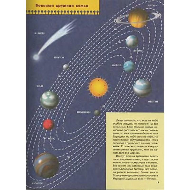 ШСГ Пятый год обучения. Малышам о звездах и планетах (фото 7)