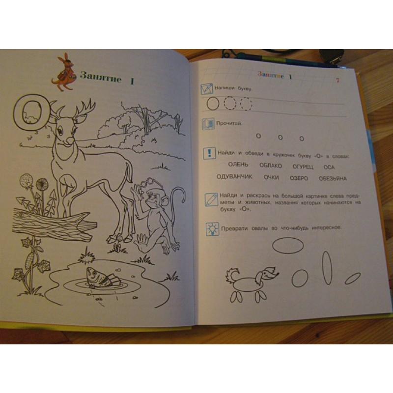 Узнаю звуки и буквы: для детей 4-5 лет (фото 4)