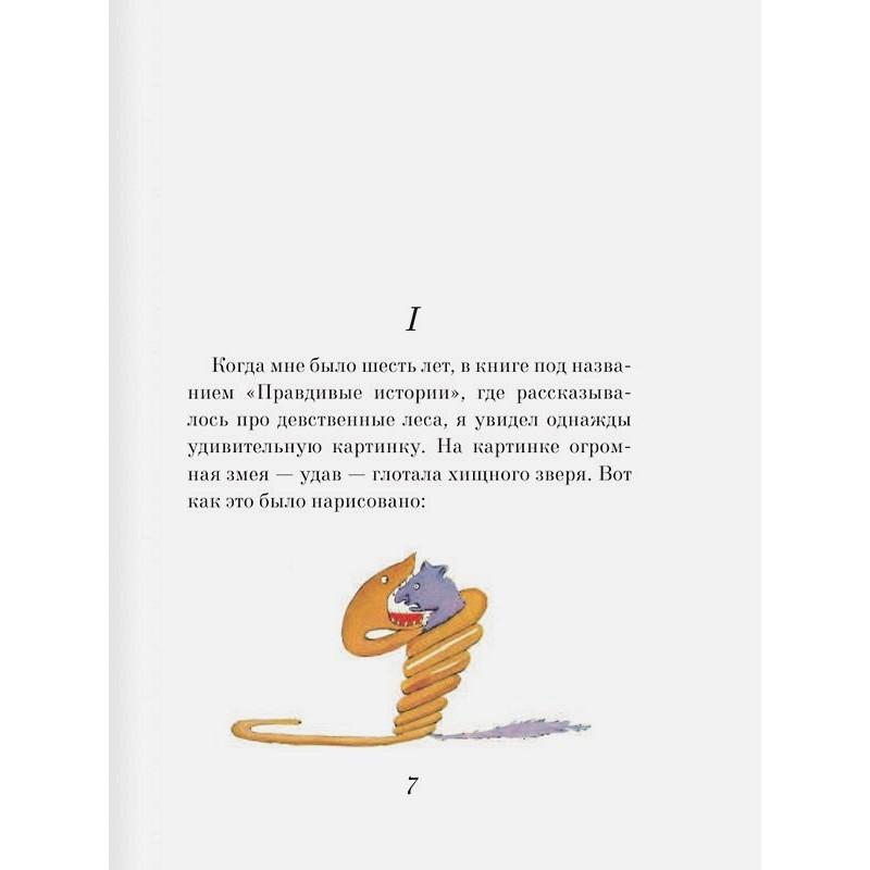 Маленький принц (рис. автора) (в суперобложке) (фото 9)