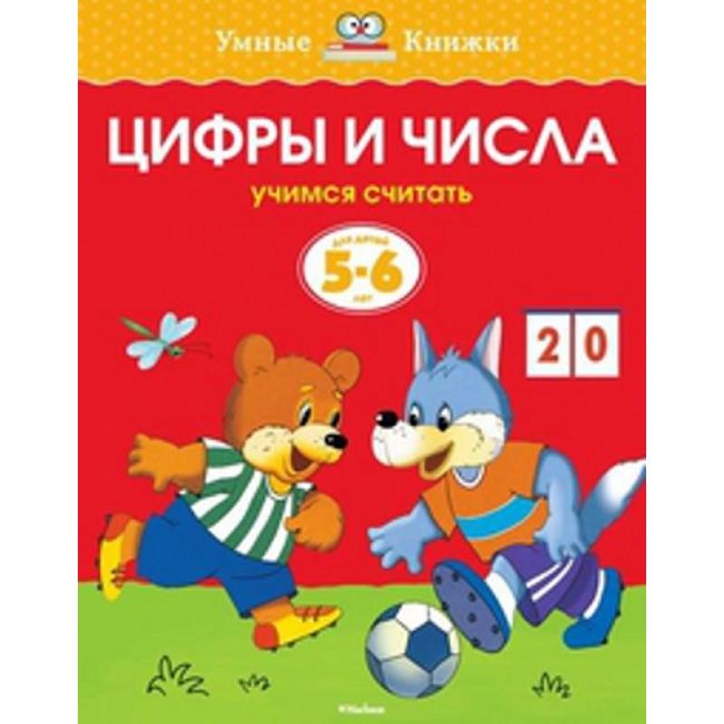 Цифры и числа (5-6 лет) (нов.обл.)