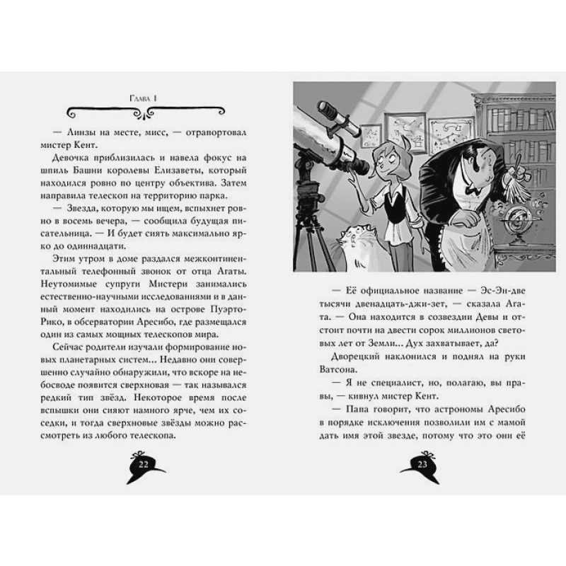 Агата Мистери. Секрет графа Дракулы (фото 4)