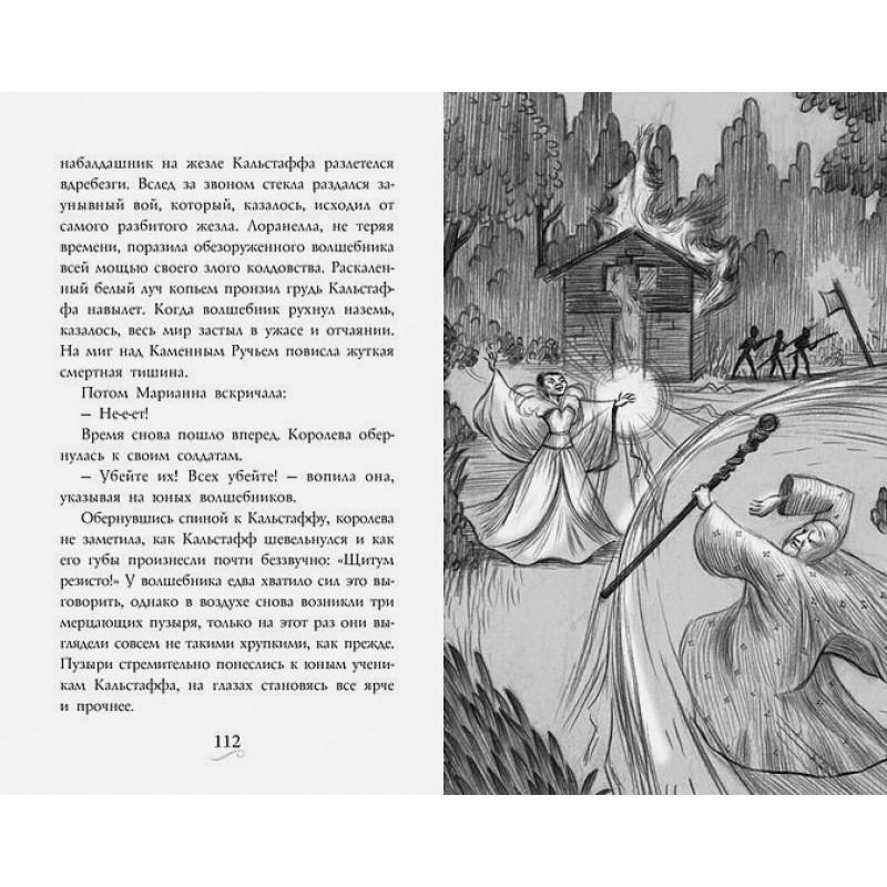 Фамильяры. Книга 1. Трое против ведьмы (фото 5)