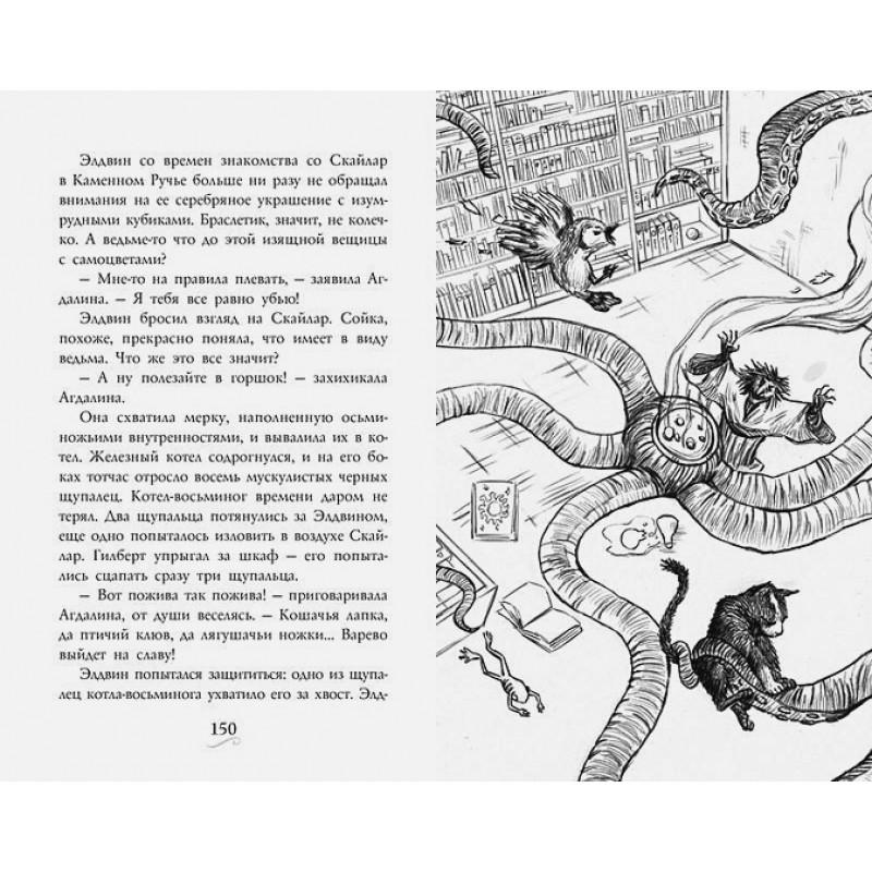 Фамильяры. Книга 1. Трое против ведьмы (фото 6)