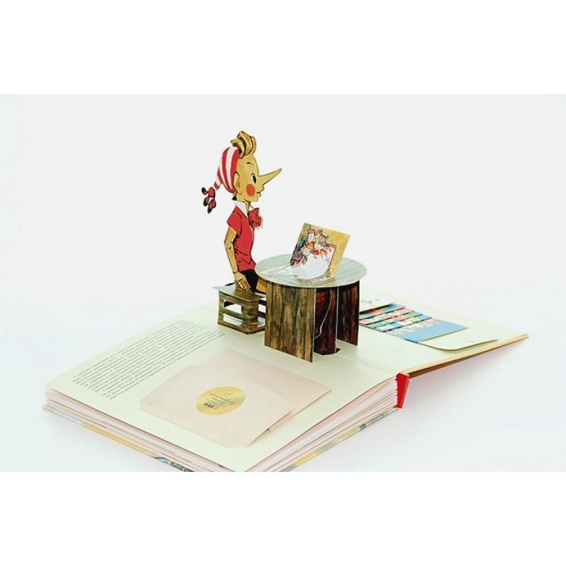 Приключения Буратино, или Золотой ключик. Рисунки Л. Владимирского (фото 7)