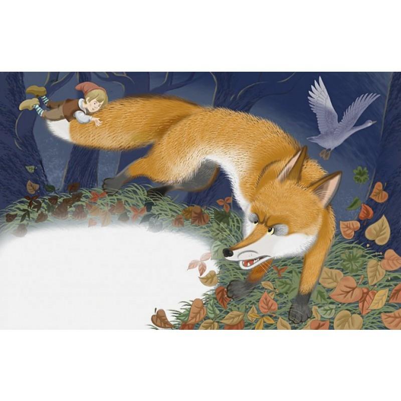 Путешествие Нильса с дикими гусями (ил. И. Панкова) (фото 10)
