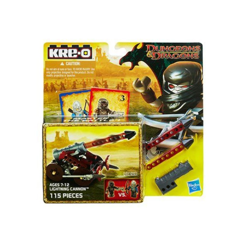 Игровой Набор Kre-O D&D. Крепостное орудие