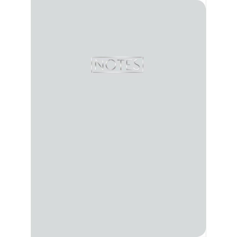 Тетрадь общая в клетку Color trend, А4, 48 листов, дизайн 4