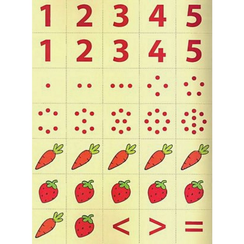 ШколаСемиГномов 4-5 лет Счет,форма,величина Книга с игрой и наклейками (фото 10)