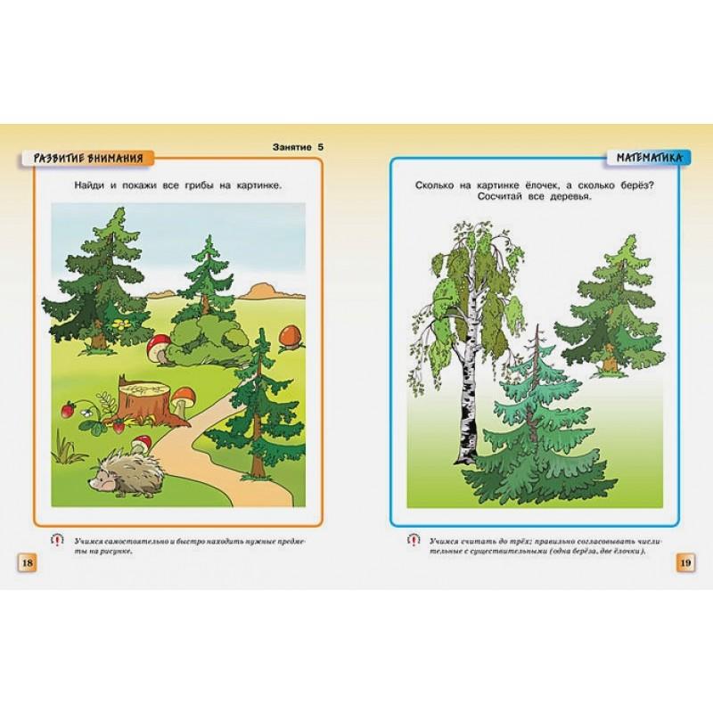 Грамотейка. Интеллектуальное развитие детей 2-3 лет (нов.обл.) (фото 4)