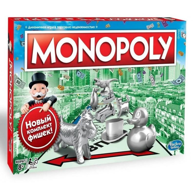 Настольная игра «Классическая Монополия»