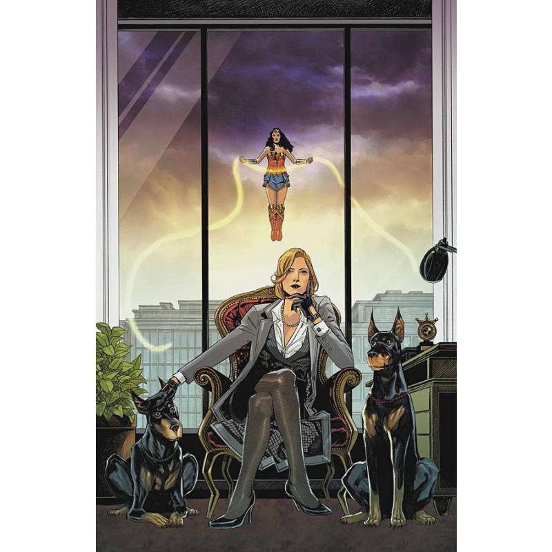 Вселенная DC. Rebirth. Чудо-Женщина. Книга 4. Богоискатели (фото 2)