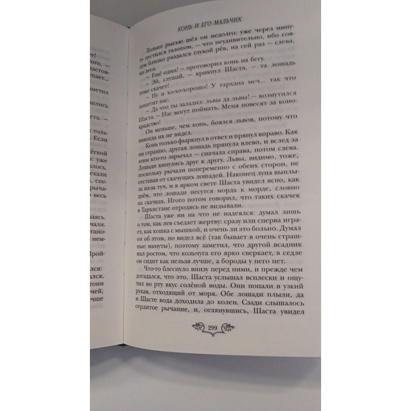 Хроники Нарнии: начало истории. Четыре повести (ил. П. Бэйнс) (фото 6)