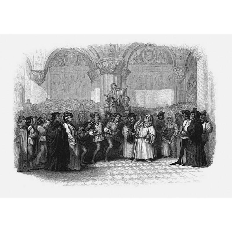 Собор Парижской Богоматери (иллюстр. франц. художников XIX в. и рис. С. Гудечека) (фото 2)