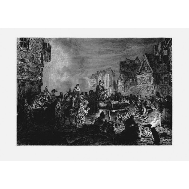 Собор Парижской Богоматери (иллюстр. франц. художников XIX в. и рис. С. Гудечека) (фото 4)