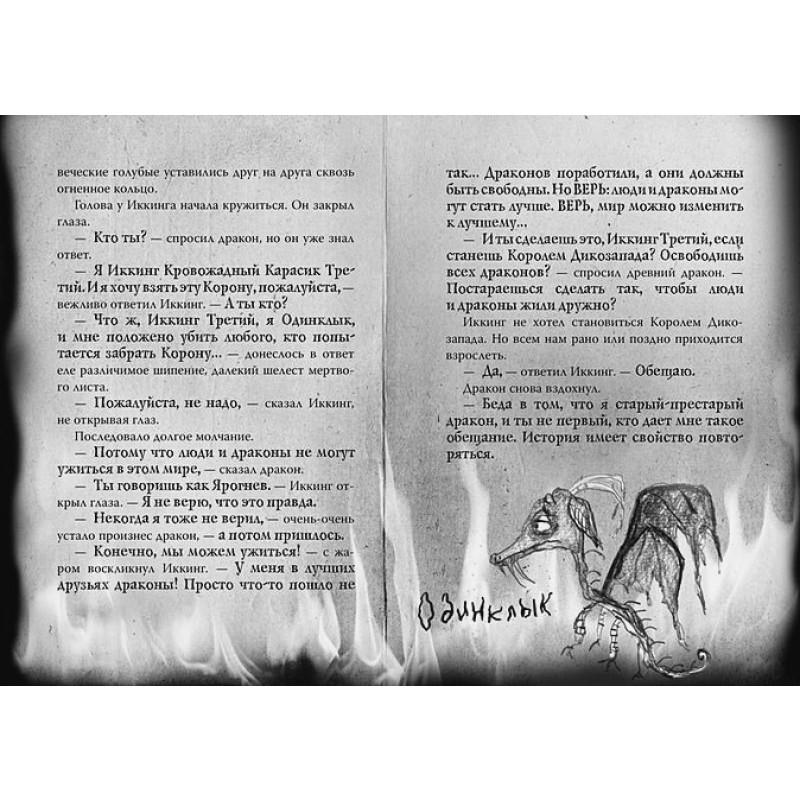 Как приручить дракона. Книга 9. Как украсть Драконий меч (фото 8)