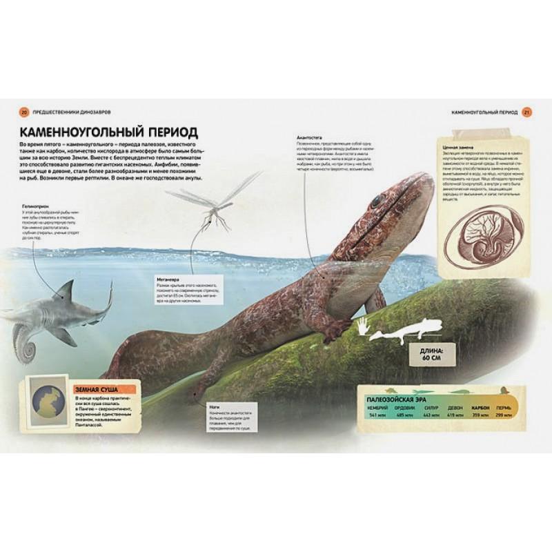 Всё о динозаврах. Энциклопедия (фото 2)