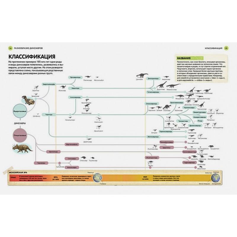 Всё о динозаврах. Энциклопедия (фото 6)