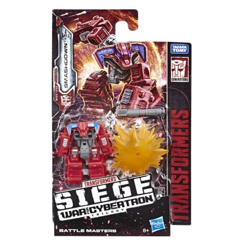 Игрушка Transformers. Трансформер Баттл Мастер